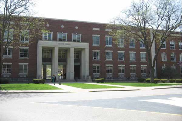 WLU Main Hall